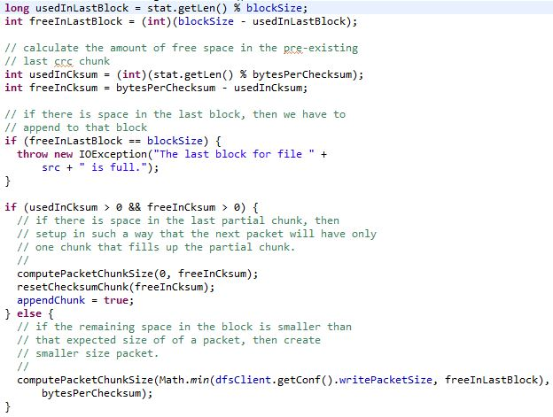 DFSOutputStream_constructorcheckfreespace