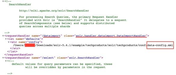 Solr – Data Import Request Handler | datafireball