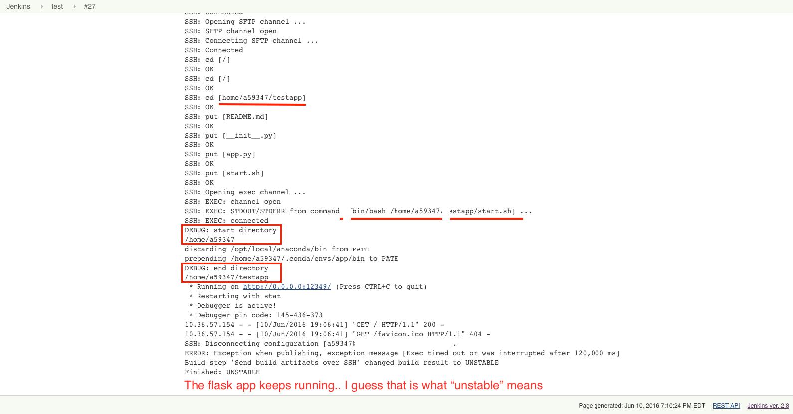 Jenkins – Continuous Integration for Python Flask   datafireball