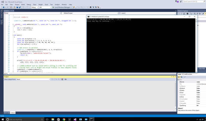 cuda_visualstudio